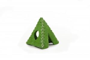 BeezTees Mājiņa grauzējiem piramīda