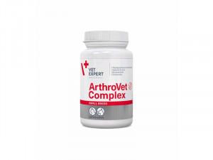 VetExpert ArthroVet Complex  Small Breed kapsulas N60