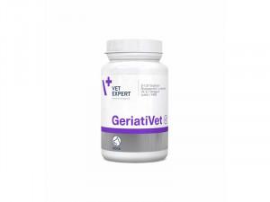 VetExpert GeriatiVet  tabletes  suņiem līdz 15kg,  N45