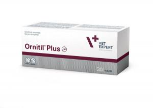 VetExpert Ornitil  Plus tabletes N40