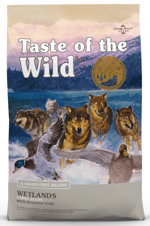 TOW Taste Of The Wild Wetlands Canine Dog Formula 2 kg