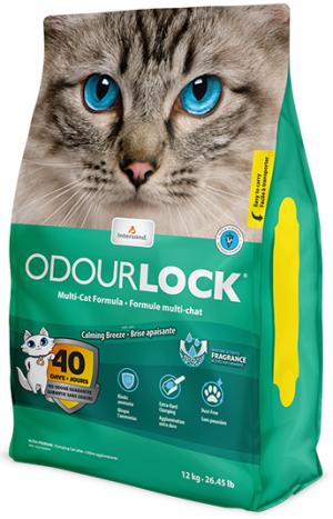 Intersand Odour Lock Calming Breeze 6kg