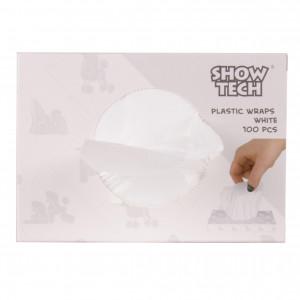ShowTech Plastic Wraps White (15x30cm) 100gab Baltas ietinamās plēves
