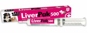 LIVERPAK 500 PASTE FOR DOGS 60ML