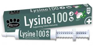 LYSINE 100 cat immunity  30ml