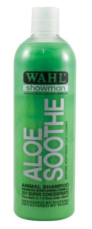 WAHL Aloe Soothe - šampūns dzīvniekiem 500ml