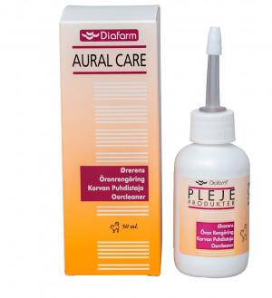 Diafarm  AURAL CARE  EAR CLEANER FOR CAT 50ml
