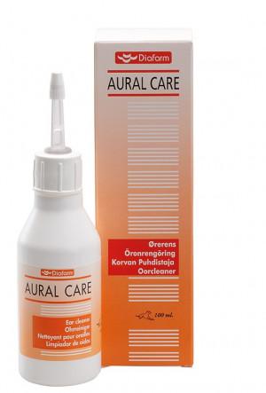 Diafarm  AURAL CARE  EAR CLEANER FOR DOG 100ml