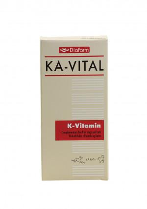 Diafarm KA-VITAL FOR DOGS/CATS N15