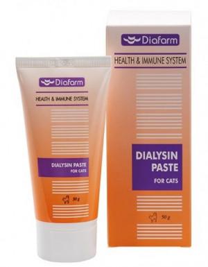 Diafarm  DIALYSIN PASTE kaķiem  50ml