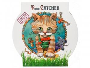 ZEOTECA PROF.CATCHER - zāle kaķēniem