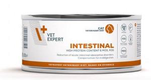 4T Veterinary Diet Cat Intestinal kārbā  100g
