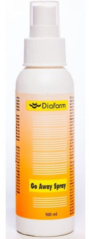 Diafarm  Go AWAY Spray 100ml