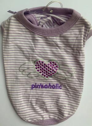 Pinkaholic - krekliņš suņiem