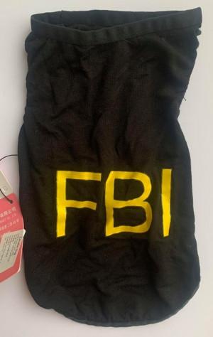 Krekliņš suņiem ''FBI''