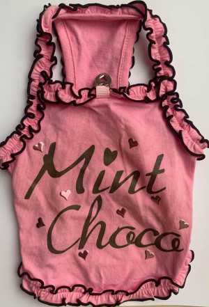 For My Dogs - krekliņš suņiem ''Mint Choco''