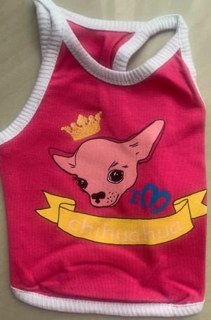 For My Dogs - krekliņš suņiem ''Čivava'', rozā