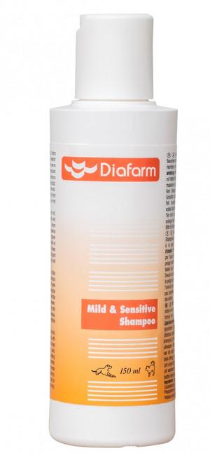Diafarm Care  Mild/ sensitive  shampoo - šampūns 150ml
