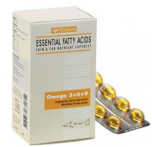 Diafarm OMEGA 3+6+9 kapsulas N40