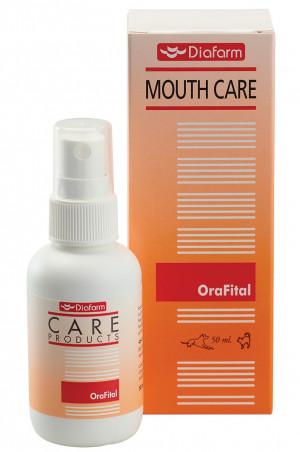 Diafarm Mouth Care OraFital Spray 50ml