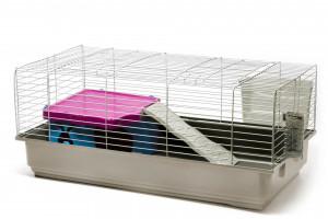 Comfy Cage Banny Plus 3 - būris grauzējiem 101 x 53 x 42 cm