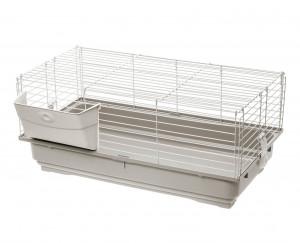 Comfy Cage Banny 1 - būris grauzējiem 80 x 40,5 x 34 cm