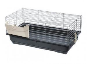 Comfy Cage Banny 2 - būris grauzējiem 87 x 48 x 38 cm