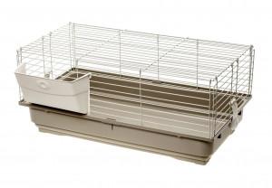 Comfy Cage Banny 3 - būris grauzējiem 101 x 53 x 42 cm