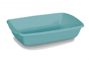 Comfy Cleo Classic Mint - tualete kaķiem, zaļa