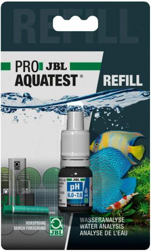 JBL PROAQUATEST pH 6.0-7.6 REFILL