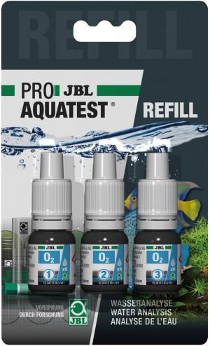 JBL PROAQUATEST O2 Oxygen REFILL