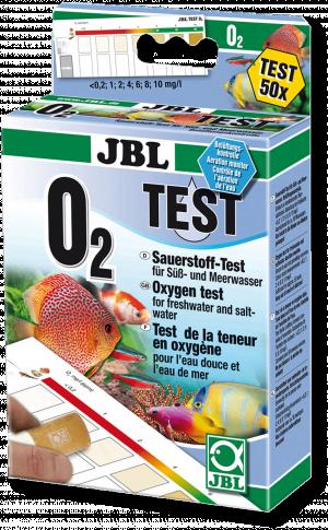 JBL Oxygen Test O₂