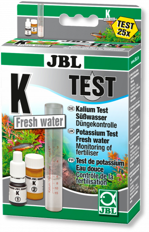 JBL K Potassium Test