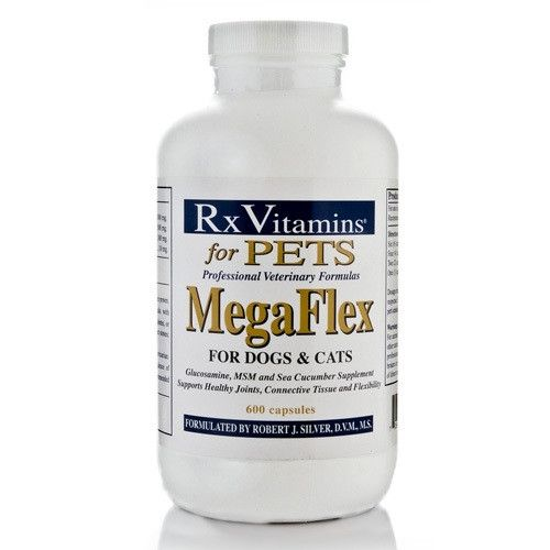 Rx Vitamins MEGA FLEX N600