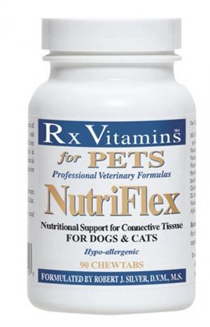 Rx Vitamins NUTRI FLEX  košļājamas tabletes N90