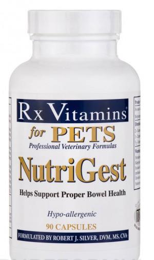 Rx Vitamins NUTRI GEST  N90