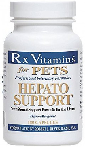 Rx Vitamins HEPATO SUPPORT  N180
