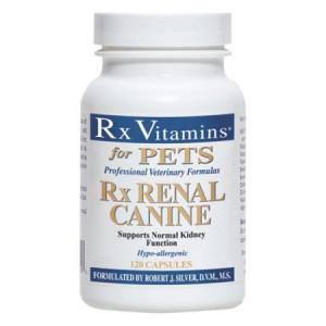 Rx Vitamins RENAL CANINE  N120