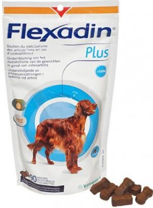 Vetoquinol FLEXADIN PLUS N90