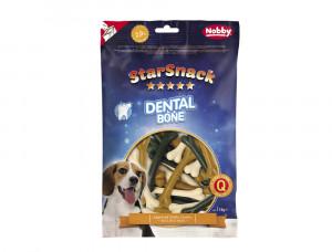NOBBY StarSnack Dental Bone - gardums suņiem 118g