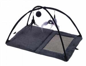 """NOBBY """"Arch"""" - rotaļu laukums kaķiem 60 x 40 x 33 cm"""