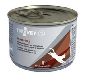 TROVET Hepatic Cat /HLD - konservi kaķiem 175g