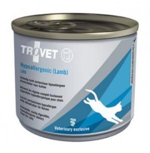 TROVET Hypoallergenic Cat /LRD with Lamb - konservi kaķiem 6 x 200g