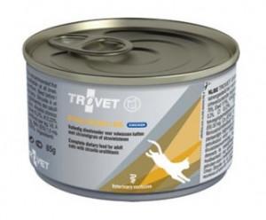 TROVET Urinary Struvite /ASD with Chicken - konservi kaķiem 6 x 85g