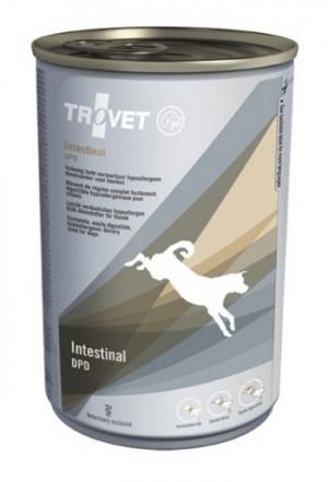 TROVET Intestinal Dog /DPD - konservi suņiem 6 x 400g
