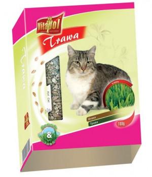 VITAPOL - zāle kaķiem, kartona kastē 100g