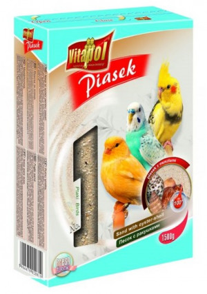 VITAPOL - smiltis (gliemežvāki) putniem 1,5kg