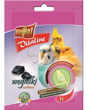 VITAPOL Vitaline - kokogles putniem 8g