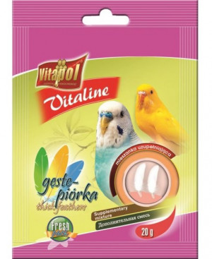 VITAPOL Vitaline - spalvu maiņai papagaiļiem 20g