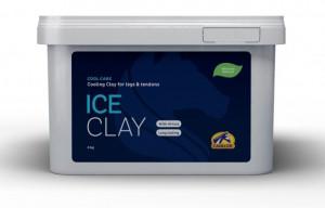 CAVALOR Ice Clay - māls zirgiem 4kg